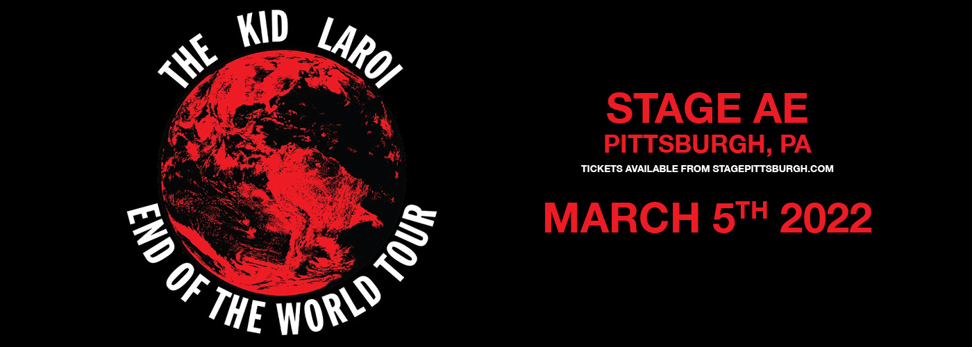 The Kid Laroi: End Of The World Tour 2022 at Stage AE