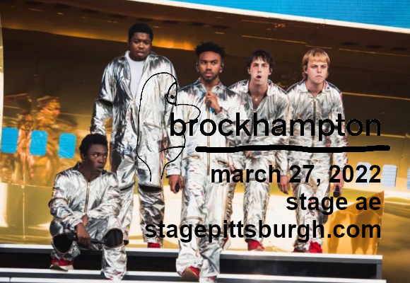 Brockhampton: Here Right Now Tour at Stage AE