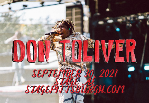 Don Toliver & Bia at Stage AE