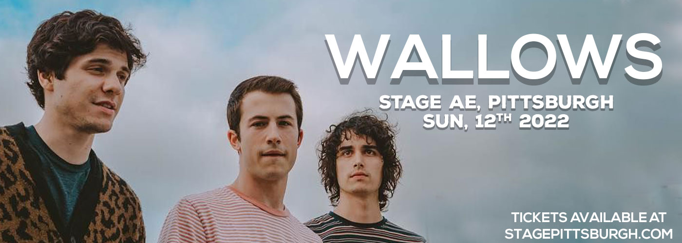 Wallows at Stage AE