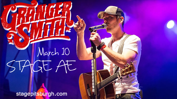 Granger Smith & Earl Dibbles Jr. at Stage AE