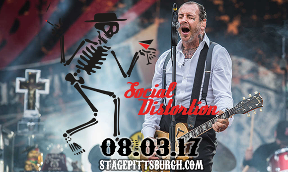 Social Distortion at Stage AE
