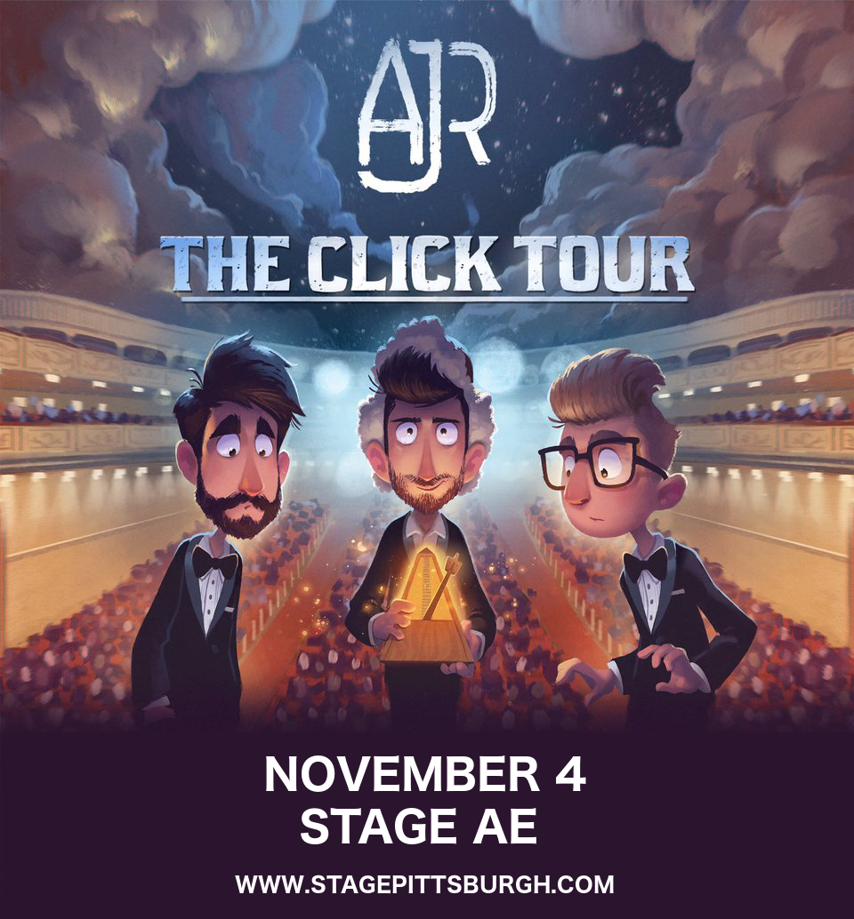 AJR at Stage AE