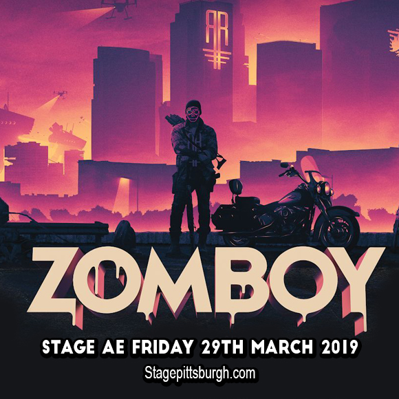Zomboy at Stage AE