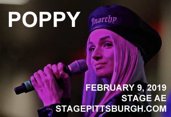 Poppy at Stage AE