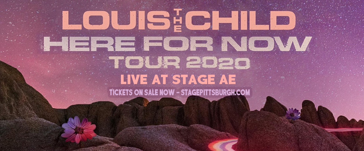 Louis The Child at Stage AE