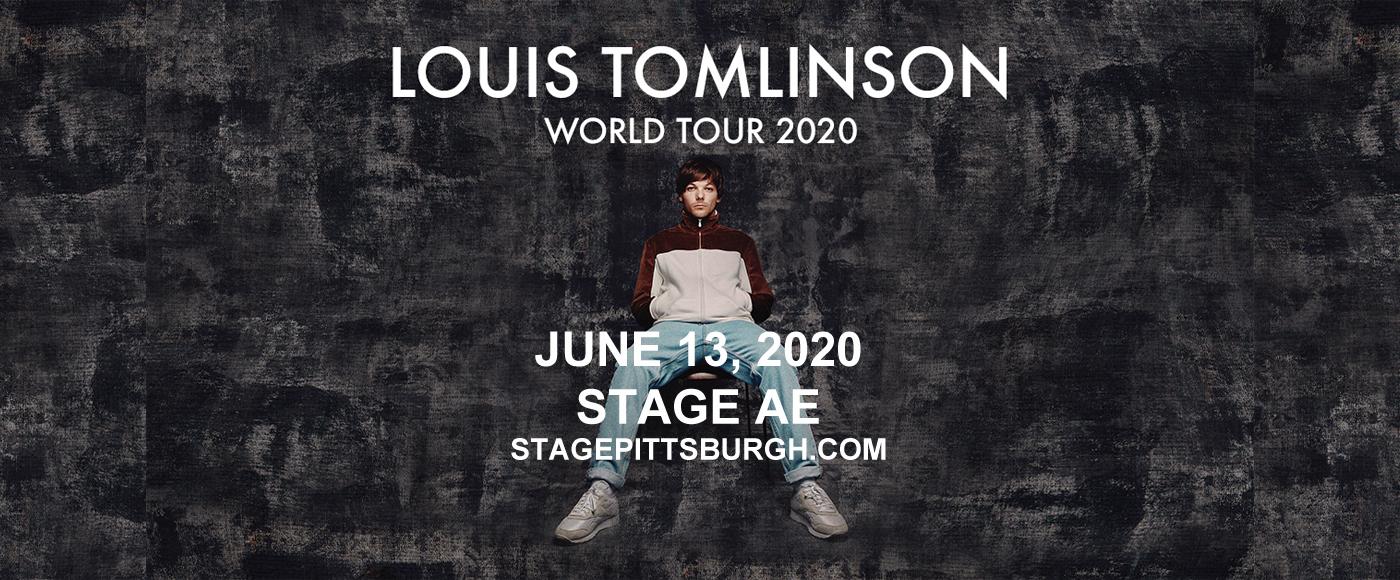 Louis Tomlinson [POSTPONED] at Stage AE