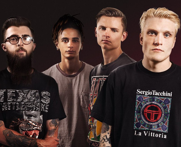 Neck Deep at Stage AE