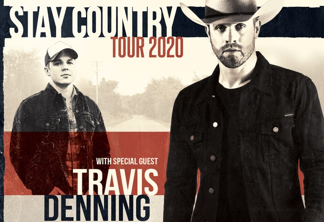 Dustin Lynch & Travis Denning [CANCELLED] at Stage AE