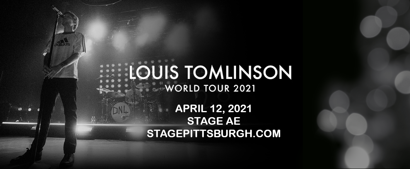 Louis Tomlinson [POSTPONED] at Stage AE