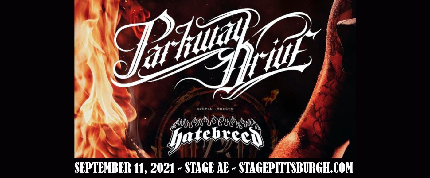 Parkway Drive [POSTPONED] at Stage AE