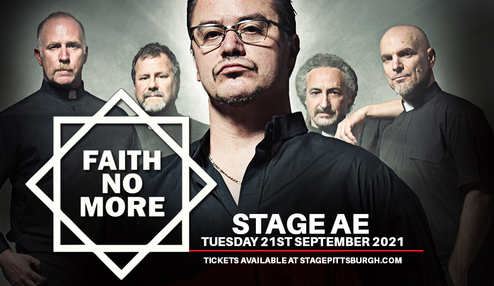Faith No More at Stage AE