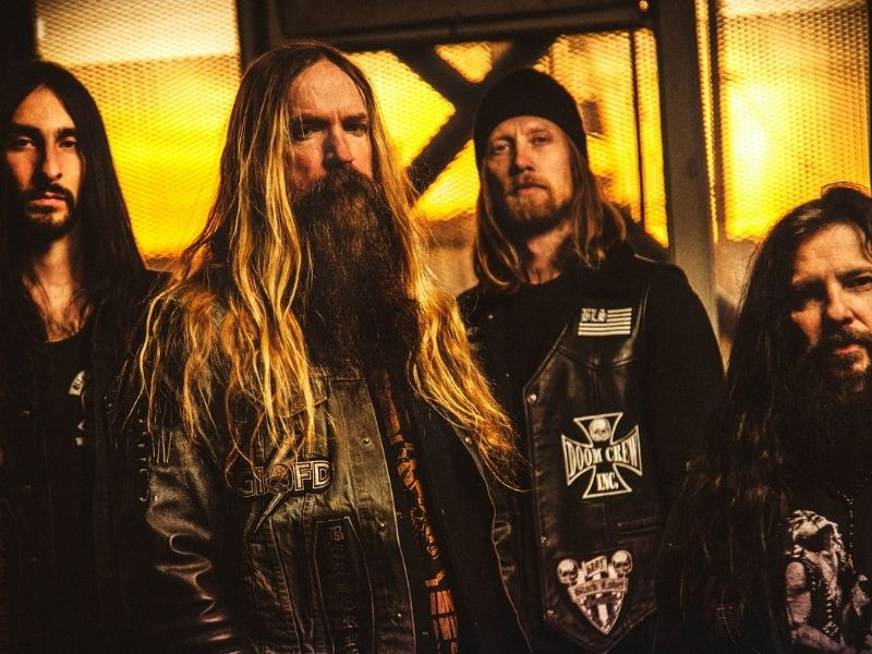 Black Label Society at Stage AE