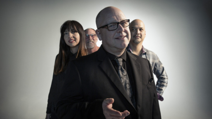 Pixies at Stage AE