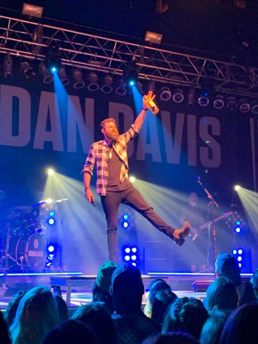 Jordan Davis at Stage AE