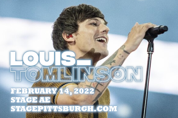 Louis Tomlinson at Stage AE