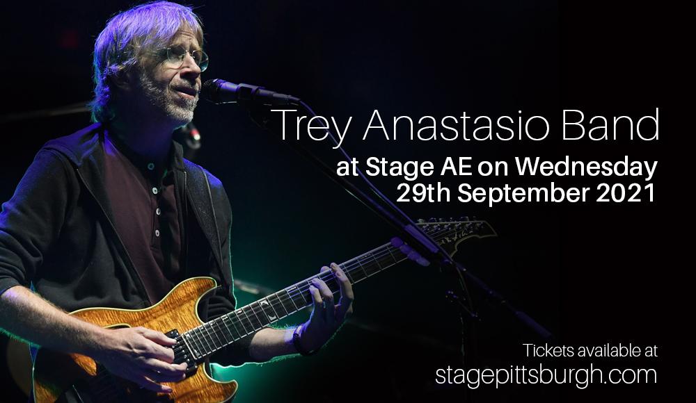 Trey Anastasio Band at Stage AE