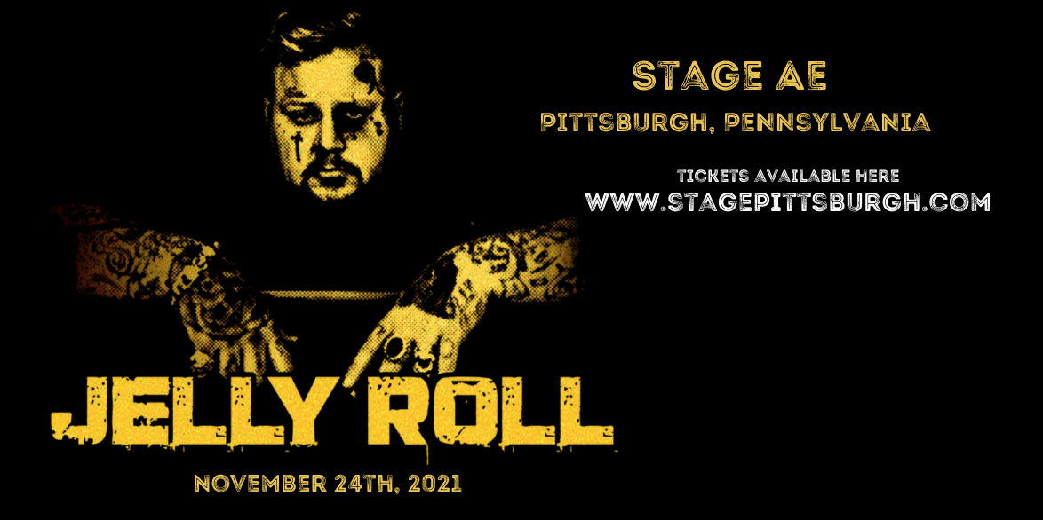 Jelly Roll at Stage AE