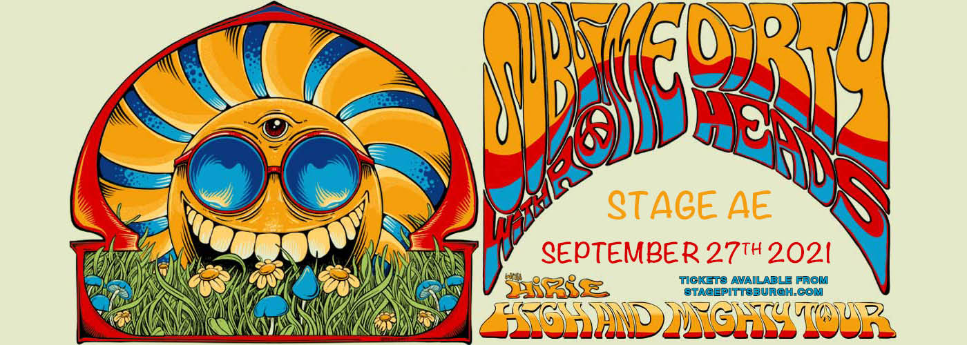 Sublime with Rome: High and Mighty Tour at Stage AE
