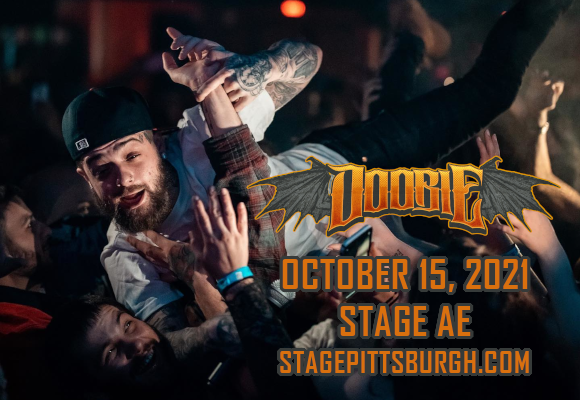Doobie at Stage AE